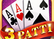 Teen Patti Flush: 3 Patti Gold