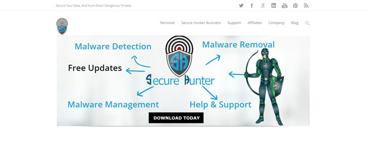 Secure Hunter Anti-Malware