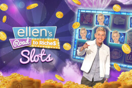 Ellen's Road to Riches Slots thumb