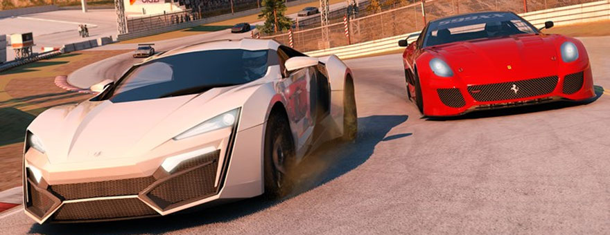 GT Racing 2: The Real Car Experience large