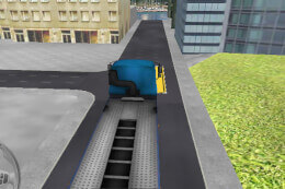 City Construction Simulator: Forklift Truck Game thumb