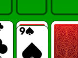 Gameplay of Solitaire Classic