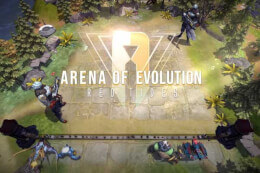 Arena of Evolution: Red Tides thumb