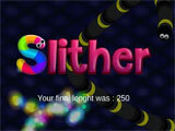 Final score in Slither - Worm Master