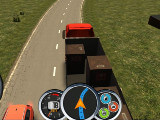 Gameplay of Euro Truck Driver 2018