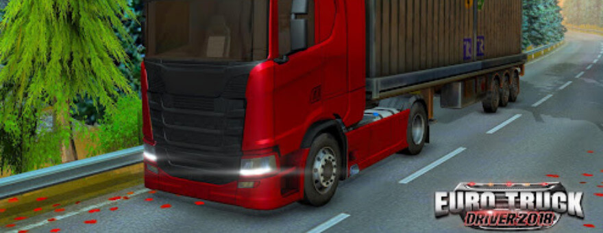 Euro Truck Driver 2018 large