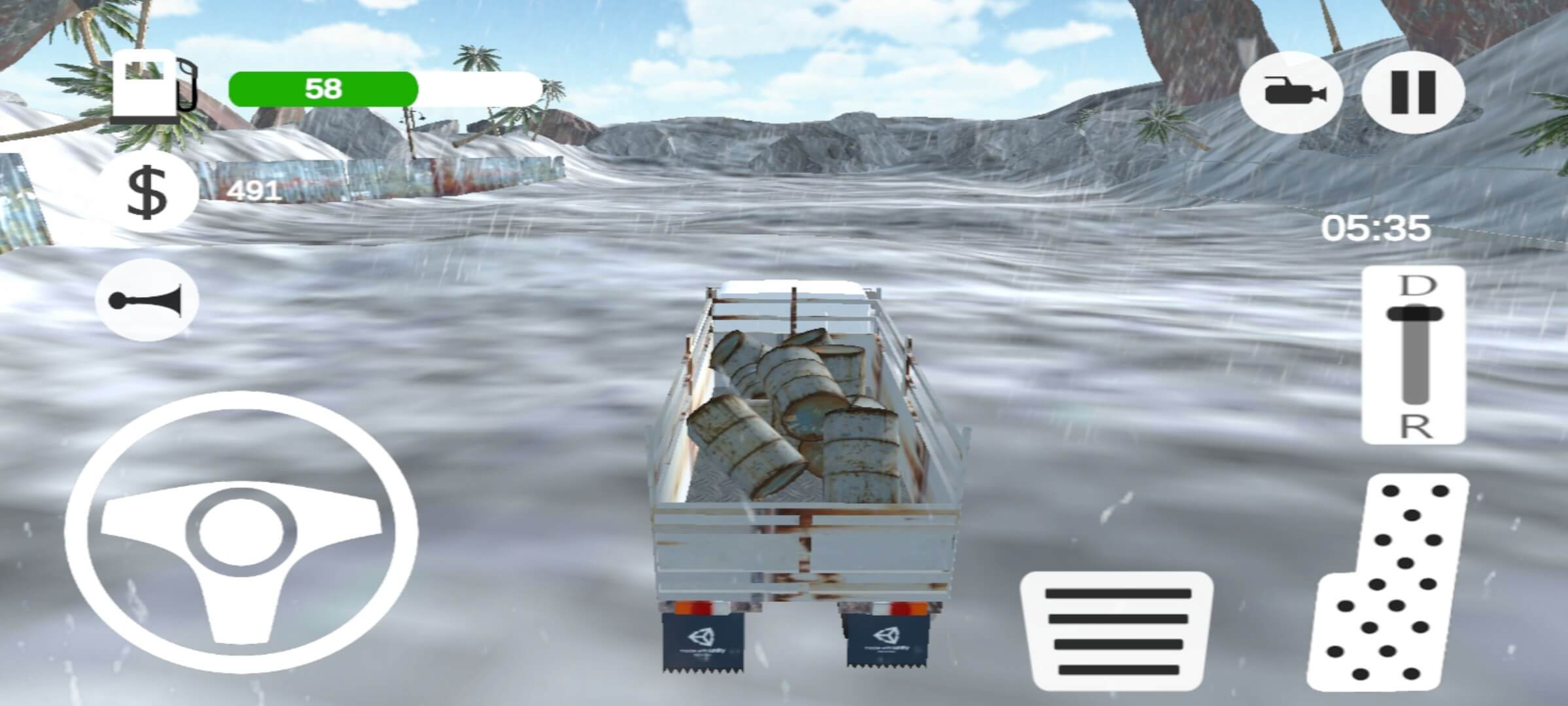 Off Road Truck Extreme Simulator