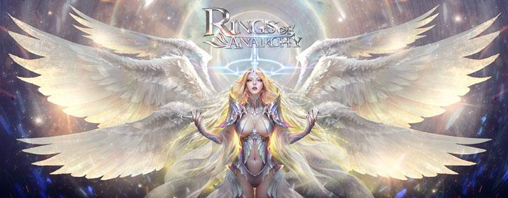 Rings of Anarchy's Official Launch