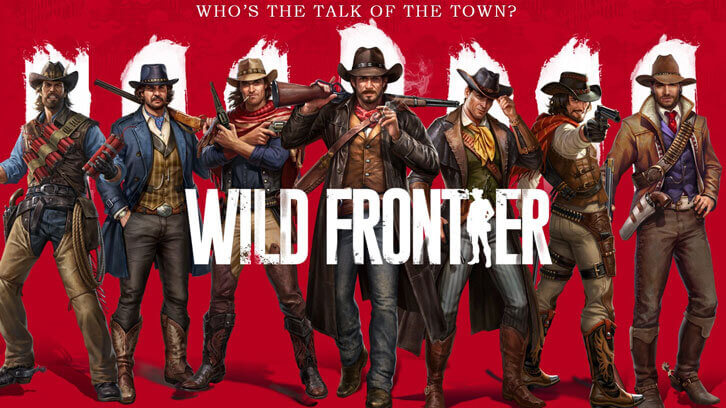 Locked and Loaded, Wild Frontier is Now Globally Available on Google Play and the App Store