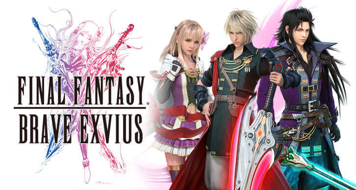Final Fantasy Brave Exvius Commemorates 45 Million Downloads Worldwide with Celebratory In-Game Event