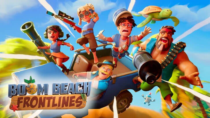 Get ready for action as Boom Beach: Frontlines gears up for Worldwide launch