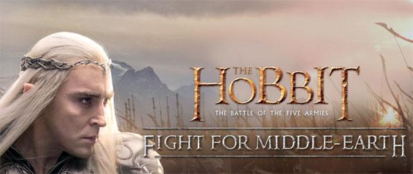 Fight For Middle-Earth - Enjoy this exciting game that's set in the treacherous land of Middle Earth.