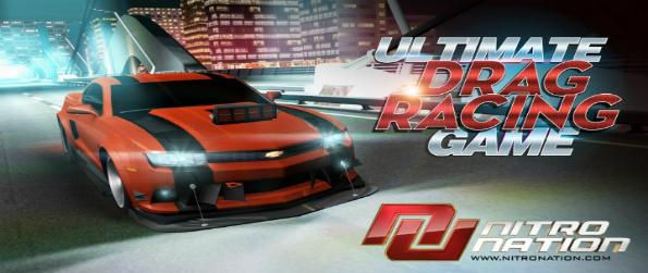 Nitro Nation Online - Get behind the wheel and go on a drag race in Nitro Nation Online, one of the best F2P mobile racing games.