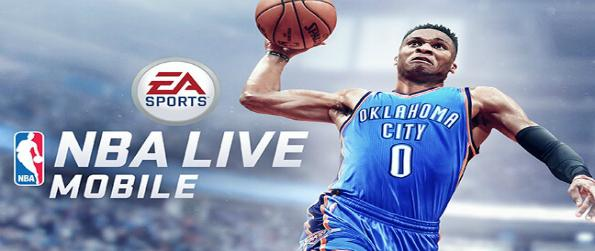 NBA Live Mobile Basketball - Be the GM of your own franchise, take the reins of the team, and turn your franchise into a championship dynasty.