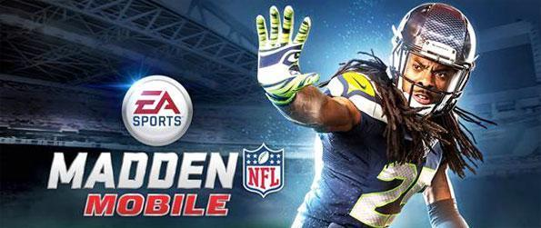 Madden NFL Football - Become the manager of your favorite NFL team in Madden NFL Football.