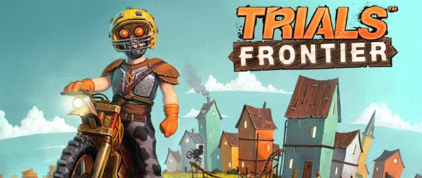 Trials Frontier - Take your mountain bike out on a ride in Trials Frontier.