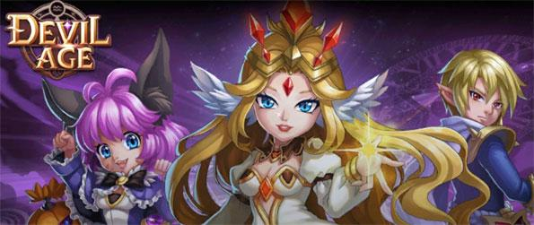 Devil Age - Enjoy this captivating MMORPG that you can enjoy on the go in the comfort of your phone.