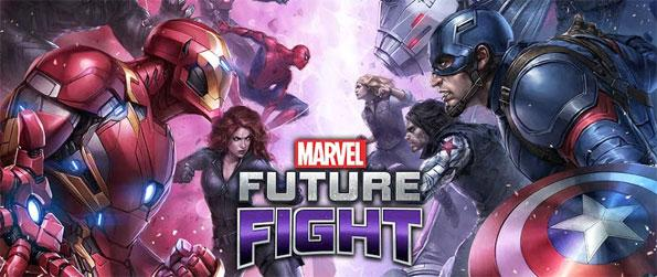 Marvel Future Fight - Fight for humanity with your favorite Marvel superheroes in Marvel Future Fight.