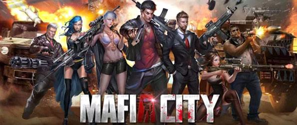 Mafia City - Become the ultimate mafia lord of your city in Mafia City.