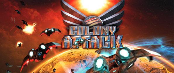Colony Attack - An operatic game of space conquest that lets you focus on the management aspect of strategic gaming.
