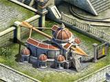 Building in Clash of Queens:Dragons Rise