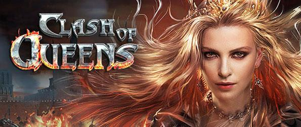 Clash of Queens:Dragons Rise - Defend your castle with your dragons from enemies and monsters in Clash of Queens: Dragons Rise.
