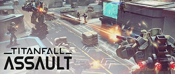 Titanfall: Assault - Fight the enemies with the baddest titans and pilots in Titanfall: Assault.