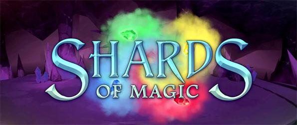 Shards of Magic - Lead your heroes into an epic strategy battle in Shards of Magic.