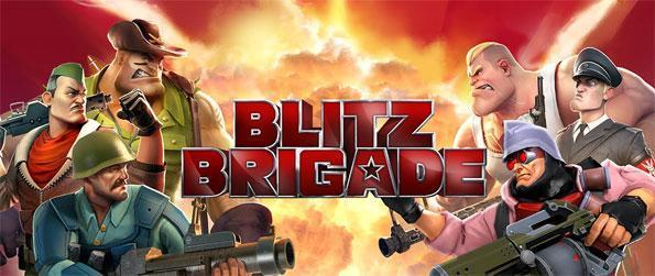 Blitz Brigade - WW2 has never been so goofy and fun to play in this mobile First Person Shooter game.