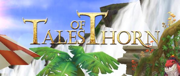 Tales of Thorn - Play Tales of Thorn and get immersed in an action RPG set in a beautiful fantasy world and experience mobile gaming at its finest.