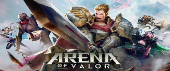 Arena of Valor - Play Arena of Valor, an exciting new MOBA game featuring popular characters from DC comics like Batman and Joker.