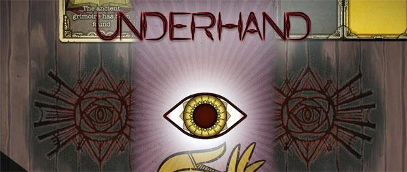 Underhand - Engage in an epic cultist card collection game play in Underhand.
