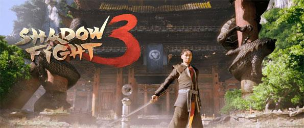 Shadow Fight 3 - Save the legion from the forces of evil in this epic RPG fighting game Shadow Fight 3.