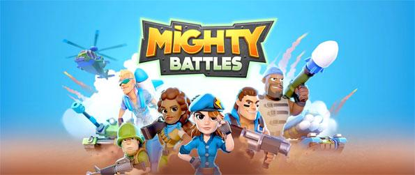 Mighty Battles - Annihilate your opponents in this epic 1v1 strategy game that's sure to have you hooked.