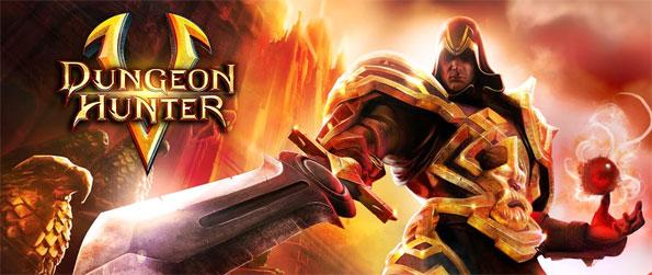 Dungeon Hunter 5 - Hack and slash through your foes in this exciting action RPG that doesn't cease to impress.