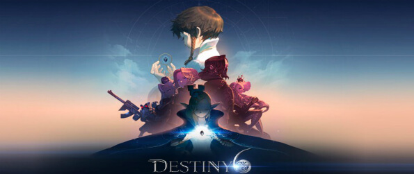 Destiny6 - Play Destiny6 and immerse yourself in a rich storyline: seek out the heroes that will save the world!