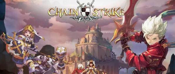 Chain Strike - Destroy your foes in a chessboard-like arena in Chain Strike and use different tactics to do so.