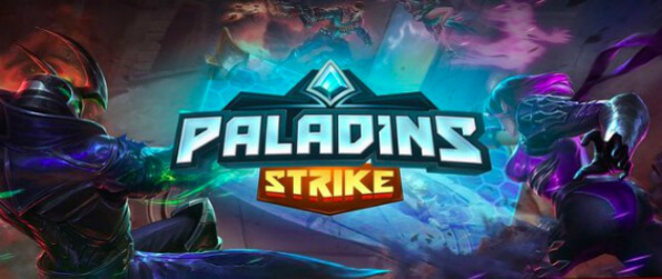 Paladins Strike - Dive into Paladins Strike and grab hold of a fast-paced MOBA with your favorite Paladins characters!