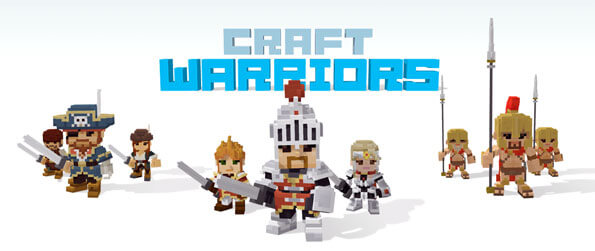 Craft Warriors - Build your own empire in the sky in this exciting strategy game that's quite unlike anything out there.