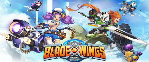 Blade & Wings - Traverse through vast world of Blade & Wings, and undergo an adventure like no other.