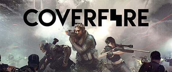 Cover Fire - Shoot your way through chaotic battlefields in this exceptional third person shooter game.
