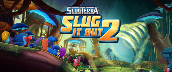 Slugterra: Slug it Out 2 - Defeat the forces of evil with your slug gun in Slugterra: Slug it Out 2.