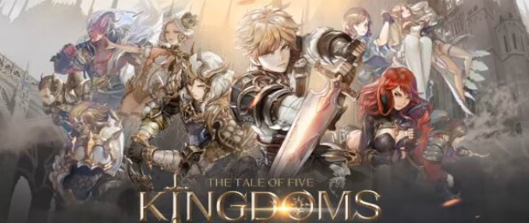 The Tale of Five Kingdoms - Dive into The Tale of Five Kingdoms, a card-collecting strategy game developed by Korean developer 4:33 Creative Labs.
