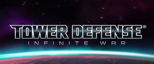 Tower Defense: Infinite War - Build up your towers and defend your base against different hordes of aliens.