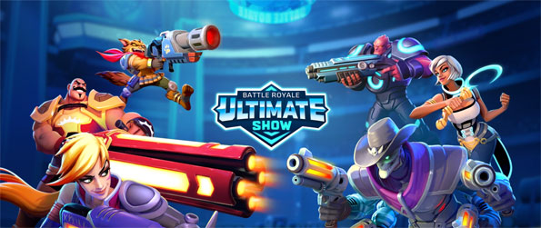 Battle Royale: Ultimate Show - Enjoy this exciting battle arena game that you won't be disappointed with at all.