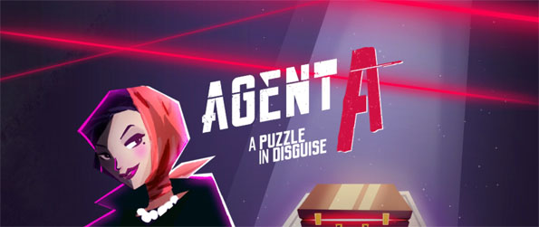 Agent A - Play the role of a renowned agent in this spectacular puzzle game that's been showered with praise ever since it surfaced.