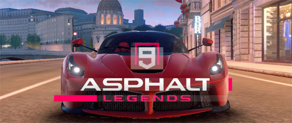 Asphalt 9: Legends - Win races in style by jumping over ramps, performing stunts and hitting the nitrous boost in this brilliant racing game, Asphalt 9!