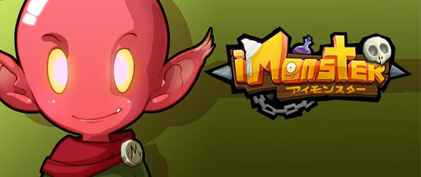 I-Monster - Conquer randomly-generated dungeons and battle evil humans in I-Monster!