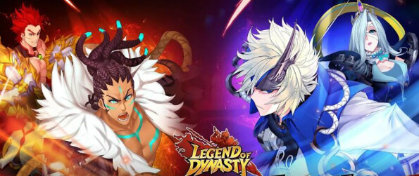 Legend of Dynasty - Take part of an epic journey in Legend of Dynasty and fight of hordes of enemies in this epic action RPG.