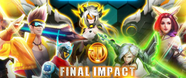 Final Impact - Dive into the world of Final Impact and use your abilities to save the world from an alien invasion.